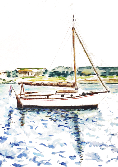 Raggle Taggle Boat