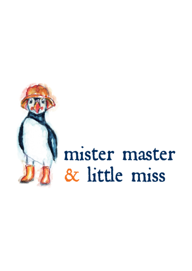Mister Master & Little Miss