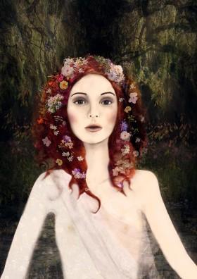 Ophelia 'Crownet Weeds'