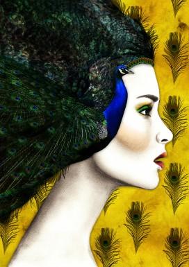 Peacock Girl