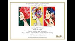 The Royal Arts Prize 2019