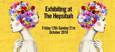 Hepsibah Gallery, London 12-21 October 2018