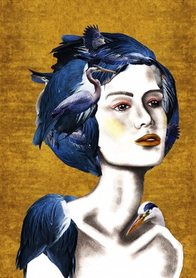 Lady Heron